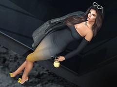 ♥ (♛Lolita♔Model-Blogger) Tags: lolitaparagorn avale nxnardcotix dahlia blog blogger beauty blogs bodymesh bento