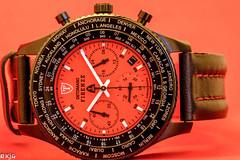 Red Face (scottishkennyg) Tags: macromondays timepieces