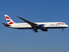 British Airways | Boeing 787-9 Dreamliner | G-ZBKM (MTV Aviation Photography) Tags: british airways boeing 7879 dreamliner gzbkm britishairways boeing7879dreamliner ba londonheathrow heathrow lhr egll canon canon7d canon7dmkii