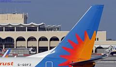 G-GDFZ LMML 14-03-2019 Jet2.com Boeing 737-86Q CN 30276 (Burmarrad (Mark) Camenzuli Thank you for the 17.2) Tags: ggdfz lmml 14032019 boeing 73786q cn 30276 jet2com
