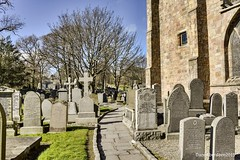 St Machars Cathedral - Old Aberdeen Scotland - 15th March 2019 (DanoAberdeen) Tags: 2019 candid amateur aberdeen aberdeenscotland abdn abz aberdeenshire aberdeencity aberdeenuniversity aberdeenunionstreet universityofaberdeen cathedral danoaberdeen danophotoggraphy cemetery cemetary cementerio ancient historicscotland historicenvironmentscotland danophotography oldtimer oldaberdeen crypt secondlife goth christian christianity nikond750 grampian stmacharcathedral scotland museum graveyard 1800s 1900s victorian weathered scotch saintmachars outdoors uk gb ecosse escotia chanonry stcolumba clergy chaplain alumni graduation campus oilthighobardheathain scottish grave tomb history