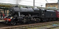 Carlisle, 16,3,19. (lifeboat1721) Tags: 48151 60163 8f lancaster oxenholme steamlocomotive tornado westcoastrailways carlisle