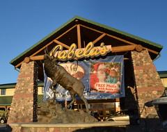 "Cabela's Giant Deer Statue (Vinny Gragg) Tags: •template ""roadsideattraction"" ""roadsideattractions"" ""roadsidestatue"" ""roadsidegiants"" ""roadsidestatues"" ""roadsideoddities"" statues statue ""roadsideart"" giants animals store stores restaurant restaurants christmas holiday holidays santaclaus cabelas cabelasdeerstatue glendalearizona glendale arizona deer"