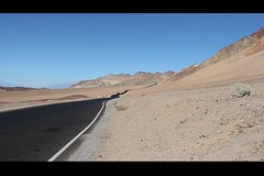 0193 Panorama video from Artists Drive in Death Valley (_JFR_) Tags: camping hiking deathvalley deathvalleynationalpark video artistsdrive