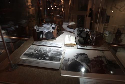 Vladimir Komarov personal items