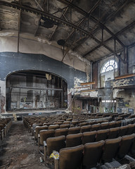 RooftopPalace (www.vanishingnewengland.com) Tags: theater theatre abandoned decay architecture urbex explore nj new jersey travel