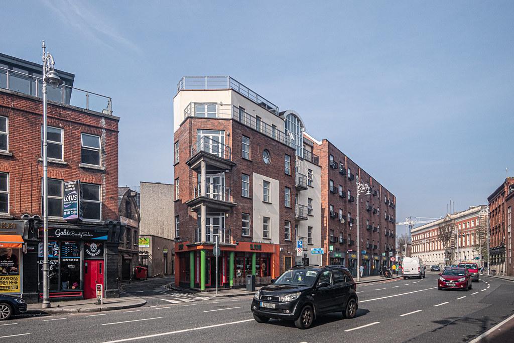 NORTH KING STREET DUBLIN [WHERE NORTH KING STREET MEETS BOLTON STREET]-151482