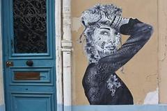 Aydar_5284 rue Gabrielle Paris 18 (meuh1246) Tags: streetart paris ruegabrielle paris18 buttemontmartre aydar