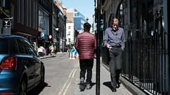 Unintentional Morning Glory (Yo_Nayson) Tags: london soho street clothes walking streetphotography 16x9
