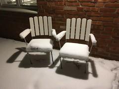 snöstolar (rotabaga) Tags: göteborg gothenburg sverige sweden iphone snö snow