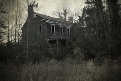 Stephenson house (History Rambler) Tags: old abandoned antebellum plantation house home rural south history lost forgotten