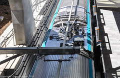 Sydney Metro - Cherrybrook revisted (6) (john cowper) Tags: sydneymetro cherrybrook station metrotrain metropolis alstom transportfornsw infrastructure openday sydney newsouthwales australia