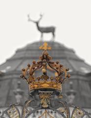 Royal.. (giuselogra) Tags: royalpalaceturin royal castle palazzinadicacciadistupinigi turin torino italia italy piedmont piemonte royalhouse