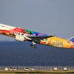 All Nippon Airways 777-200ER JA741A