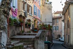 Small Alley (x1klima) Tags: aubagne départementbouchesdurhône frankreich fr