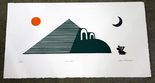 Paul Maxwell Artwork (4) sold as choice ($492.80)