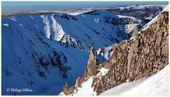 Au Téléphérique du Sancy©  l'accent circonflexe y est tombé (philippedaniele) Tags: montagne auvergne montdore sancy crêtes aiguilles vallées neige