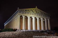 Parthenon (Mellon 99) Tags: night lights nashville
