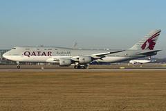 Qatar Amiri Flight | Boeing 747-8KB(BBJ) | A7-HHE | MUC/EDDM | 2019-02-14 | cn 37544 (airbus-a340) Tags: muc eddm münchen franzjosef strauss fjs munich airport flughafen germany flugplatz aircraft spotter airfield aviation plane planespotter air sky qatar amiri flight qataramiriflight boeing 7478kbbbj boeing7478kbbbj cn37544 a7hhe 20190214
