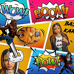 comic sound effect speech bubble pop art cartoon style vector (Photo123654) Tags: comic chat bubble speech vector boom burst talk balloon cloud dot halftone set communication collection pack speak empty design expression fun dialog art discussion message pop say sign symbol template background retro abstract blank gossip humor splash think cartoon bang book page cover album frame strip composition exploding effect sound wow pow