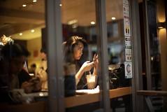 (jaxting) Tags: jaxting m240 people candid street japan tokyo leica noctilux
