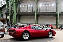 Ferrari 512 BBi 1983 (tautaudu02) Tags: ferrari 512 bbi vente bonhams 2016 paris grand palais auto moto cars coches voitures automobile