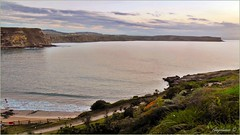 CANTABRIA INFINITA (Angelines3) Tags: mar martesdenubes acantilados playa paisaje nubes nwn naturaleza panorámica