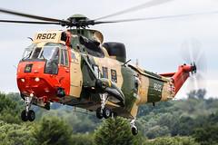 Westland Sea King Mk48 RS-02 (MichaelHind) Tags: belgian air componentbelgische luchtmacht 40sqn koksijde ab riat 2017 raf fairford belgianairforce fri raffairford royalinternationalairtattoo airshow aviation helicopter westland sea king mk48 rs02