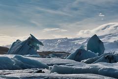 Iceland Lagune (y.froehlich) Tags: ice iceland island nature snow water mountains nikon d7500 glacier luminar luminar3 natur gletscher blue cold