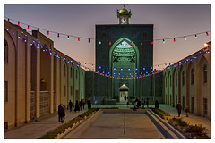 Mezquita del viernes, Kermán (bit ramone) Tags: کرمان kermán irán travel viajes pentax k3ii جمهوریاسلامیایران bitramone