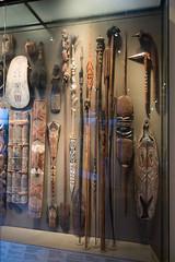 New Guinea tribal artifacts (quinet) Tags: 2017 amsterdam antik netherlands tropenmuseum ancien antique museum musée