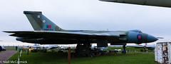XM575 Royal Air Force Avro Vulcan B.2 (Niall McCormick) Tags: xm575 royal air force avro vulcan b2 egnx ema east midlands airport aeropark