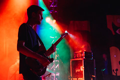 EliseMalterre_BadBadHats_Treefort2019_2593 (Treefort Photo Dept) Tags: badbadhats elkorahshrine band treefort2019 guitar mood lights shadow