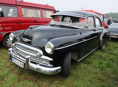 Chevrolet DeLuxe 4d 1950 (Zappadong) Tags: chevrolet deluxe 4d 1950 brokstedt 2018 zappadong oldtimer youngtimer auto automobile automobil car coche voiture classic classics oldie oldtimertreffen carshow
