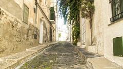 2757 Una calle de Cadaqués, Costa Brava (Ricard Gabarrús) Tags: calle rue street pueblo cadaques villa aldea ricardgabarrus olympus ricgaba