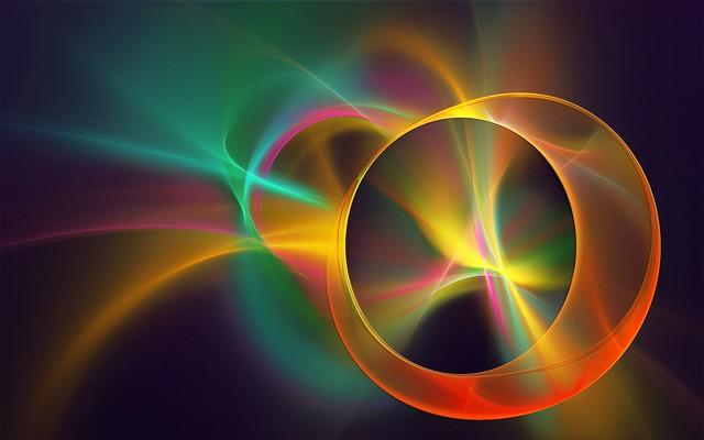 Обои свет, цвет, линия, дым картинки на рабочий стол, фото скачать бесплатно