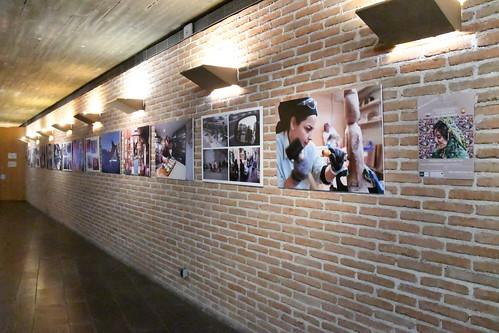 Exposición sobre la sociedad iraní (08/04/2019)