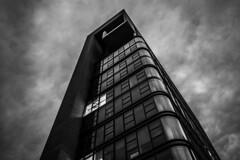 Düsseldorf0154Zollhafen (schulzharri) Tags: düsseldorf nrw deutschland germany europa europe architektur architecture glas modern haus building himmel gebäude stadt