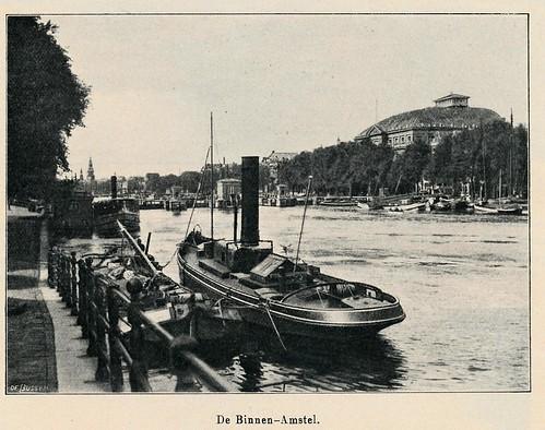 Eigenhaard 1913,   Amsterdam Binnen Amstel