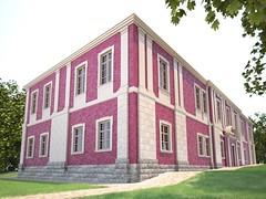 Palace in Sieroszow 01