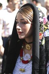 Hemmina (ommusarvoigu) Tags: hemmina donna femmina ragazza tradizione vestito tradizionale sardegna sardinia italy oliena girl woman little dress traditional ommusarvoigu italian
