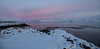 First day of new year 2019 (joningic) Tags: winter eyjafjörður eyjafjordur glerá sea mountains mountain kaldbakur snow sky pink landscape first firstdayofnewyear akureyri iceland