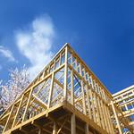 木造軸組構法の写真