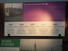 P9193032 (bentchristensen14) Tags: usa unitedstatesofamerica california sanfrancisco sanfranciscorailwaymuseum museum tram steuartstreet