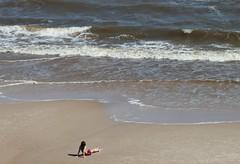 Solo para sus ojos (carlos_ar2000) Tags: playa beach mar sea chica girl mujer woman verano summer atlantida canelones uruguay