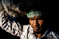 Man - KR Market (Chris Page.) Tags: kr market india karnataka streetphotography streetportrait