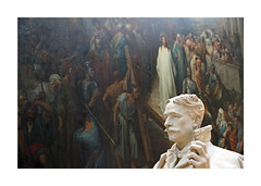 Musée d'Arts de Nantes (Yvan LEMEUR) Tags: musée statue sculpture art muséedesbeauxarts muséedesbeauxartsdenantes muséedartsdenantes nantes intérieur