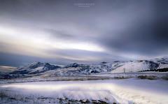 vestita di freddo (swaily ◘ Claudio Parente) Tags: abruzzo neve italia vento inverno d500 nikon swaily claudioparente