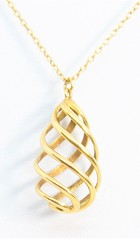 "18ct Tiffany & Co ""Venezia Luce"" (Gold Coast Jewellery Loans) Tags: tiffany tiffanyco paloma picasso palomapicasso venezia pendant 18kgold 18k 18ct 18ctgold jewellery jewelry pawnbroker goldbuyer goldcoast brisbane necklace tc tiffanynewyork"