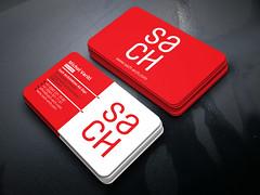 Business card design (mhmonowar) Tags: business card corporate design id identity visitingcarddesign cvresume
